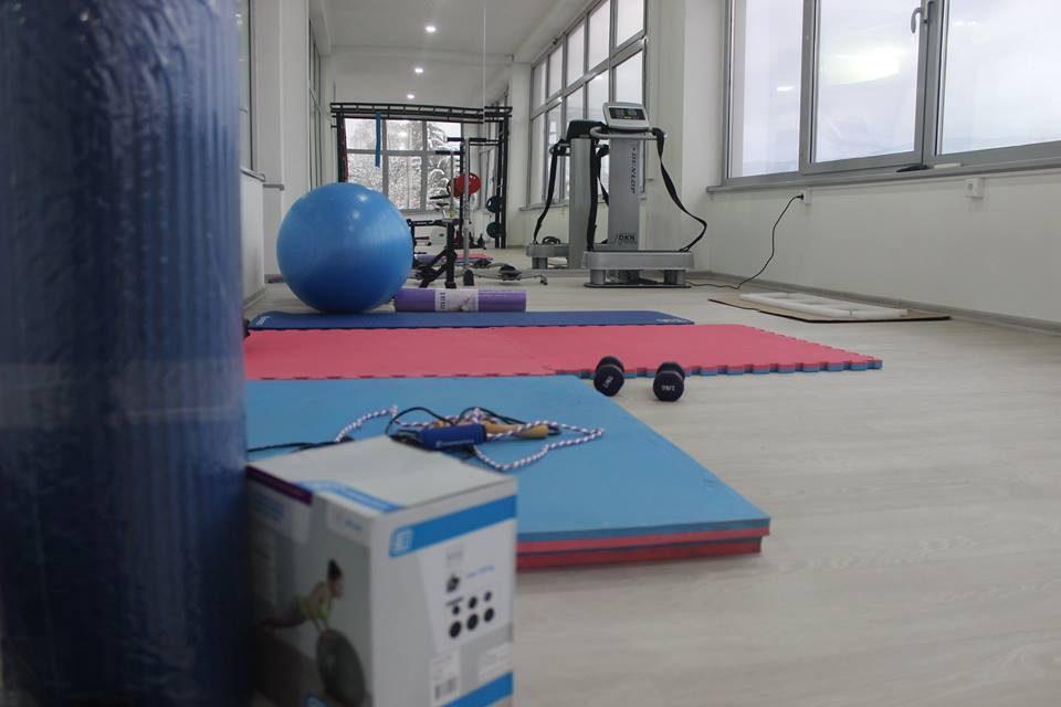 Za uposlenike otvorena fitness sala