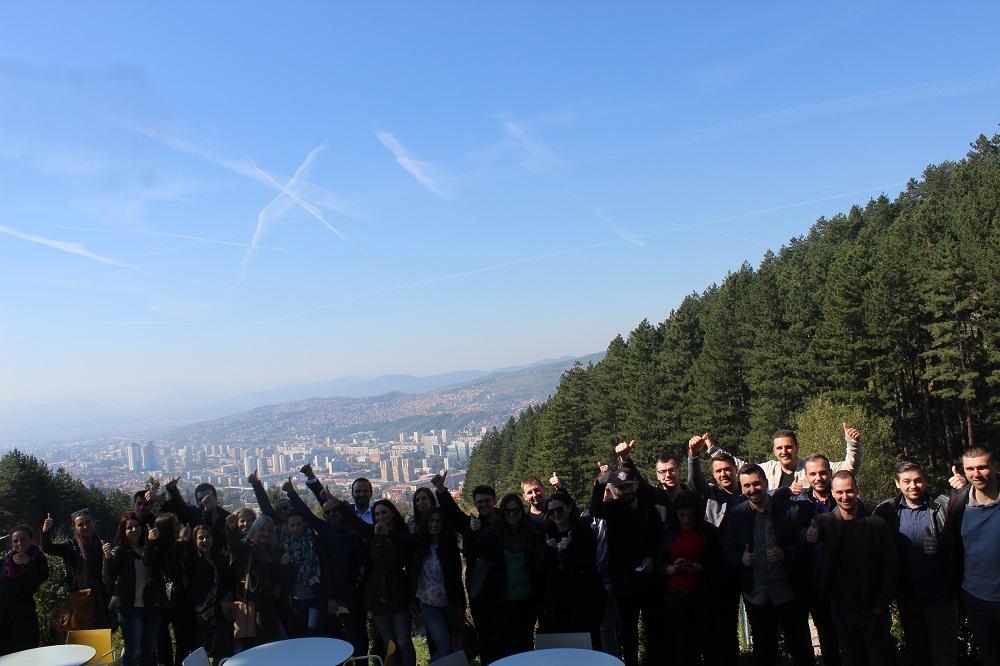 Saradnici iz Tuzle posjetili Centar CaDa u Sarajevu